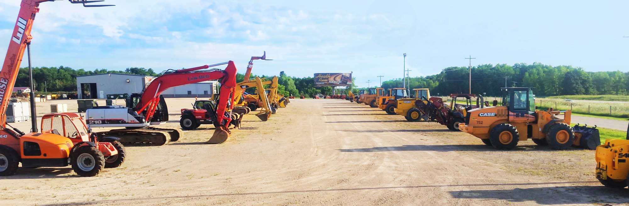 D&B Construction Equipment