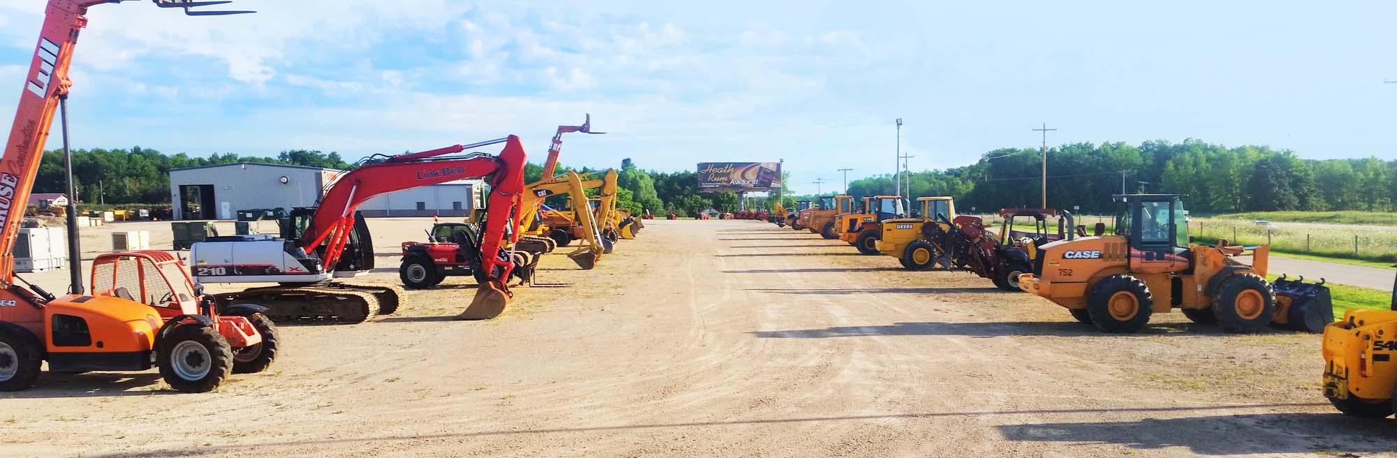 Homepage | D&B Construction Equipment